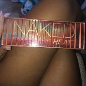 Naked heat palette! Only used once!
